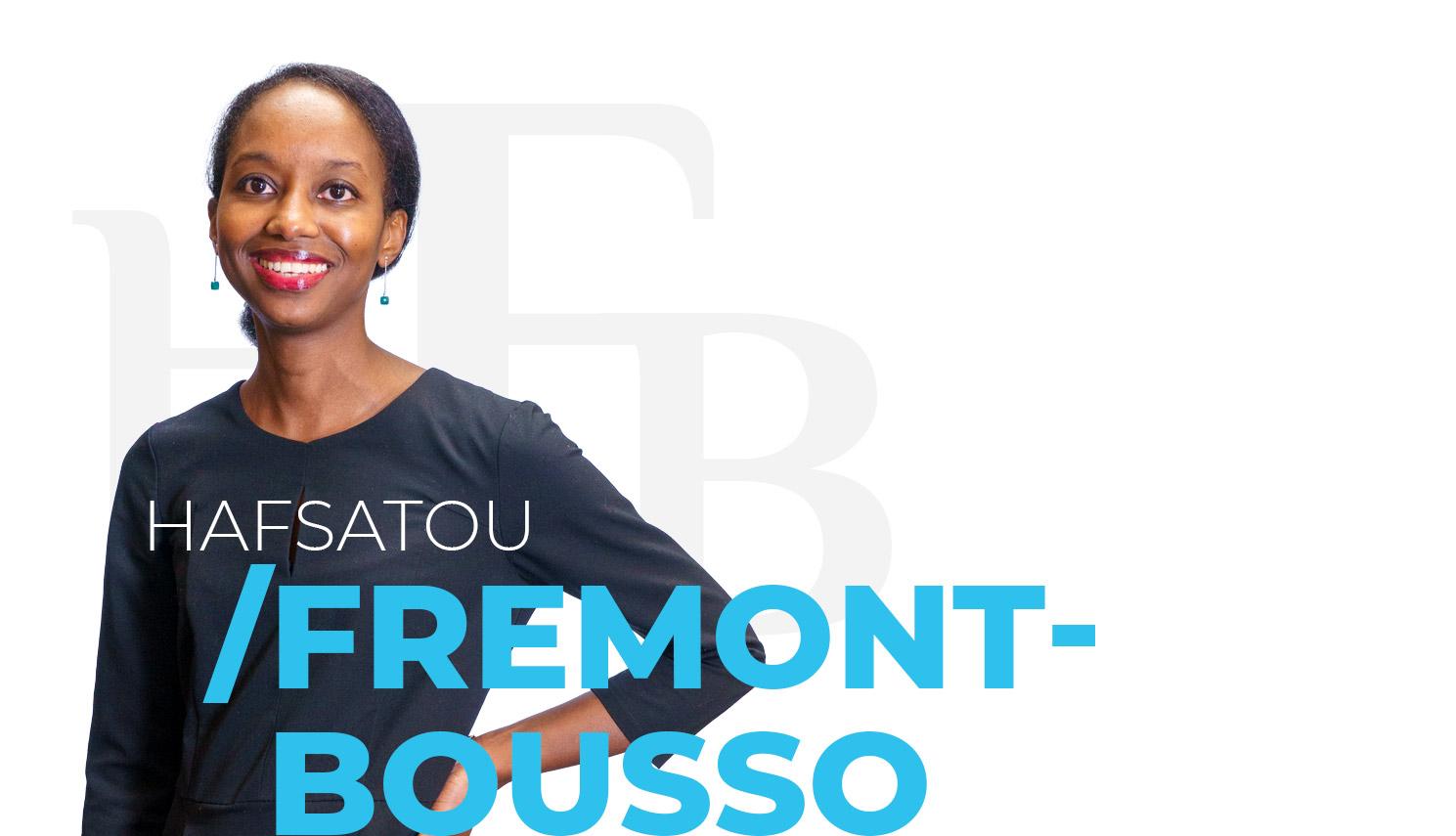 Hafsatou FREMONT-BOUSSO