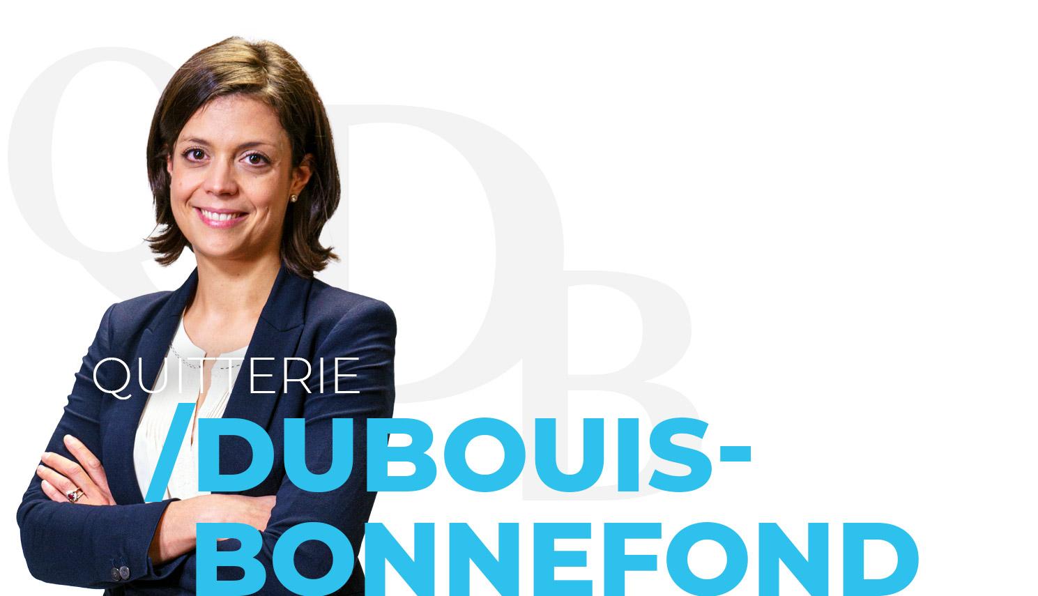 Quitterie DUBOUIS-BONNEFOND