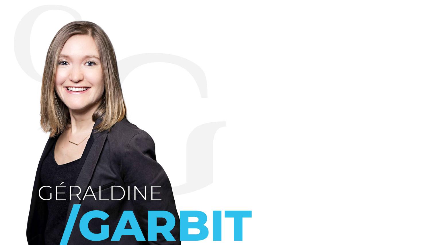 Géraldine GARBIT